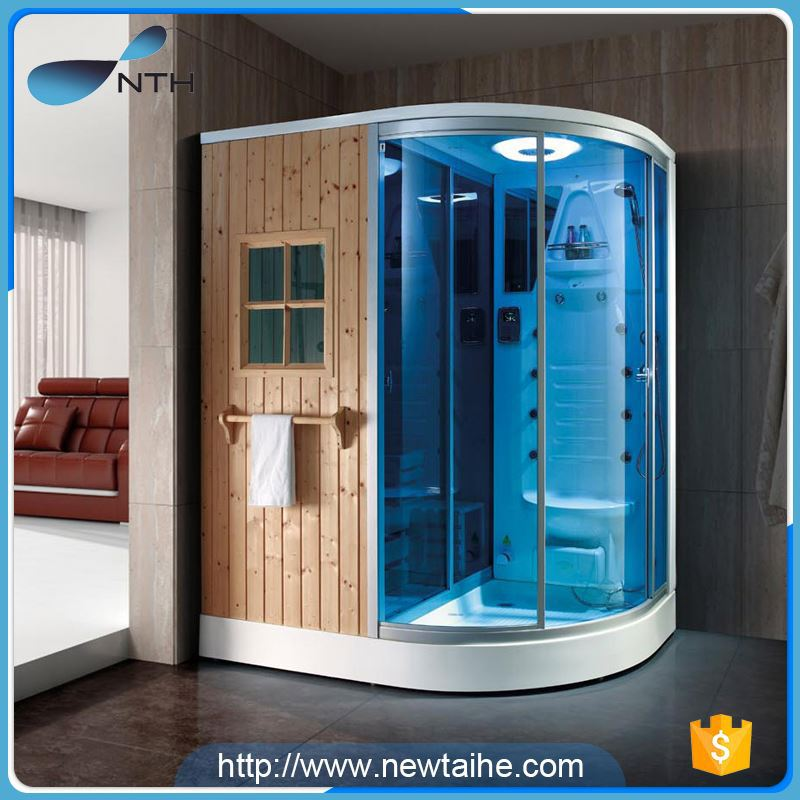 NTH best selling products natural home acrylic tray engine steam generator for steam room with shower holder
