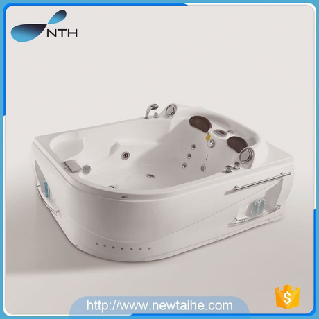 NTH alibaba best sellers stylish rooms white cheap spa bathtub with nozzle massage