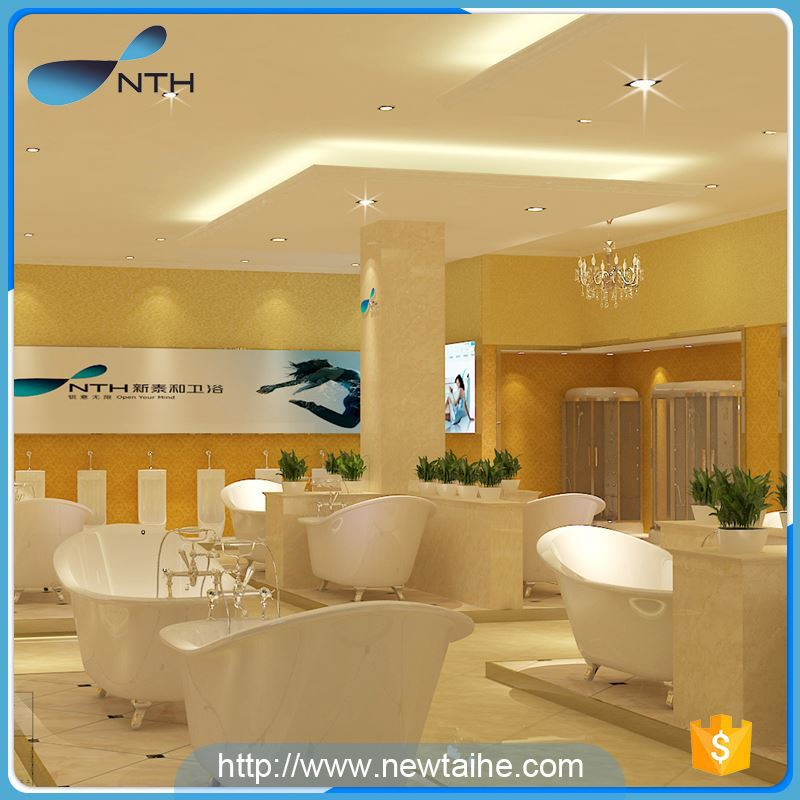 NTH canton fair best selling product customized suite small jet acrylic resin bathtub