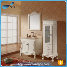NTH Factory wholesale bedroom vanity table with lighted mirror