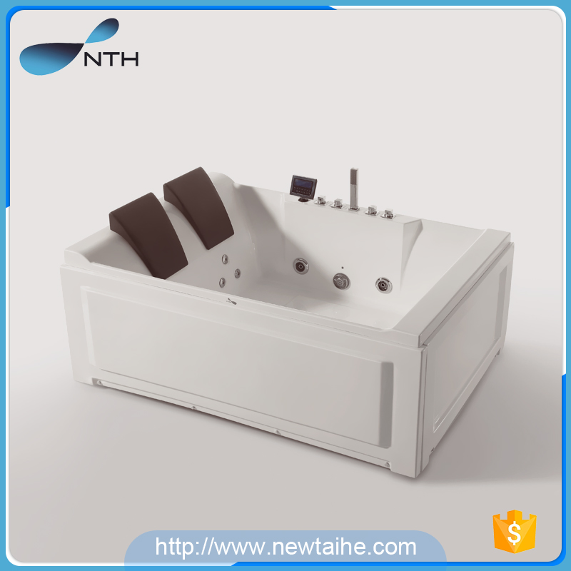NTH chinese commercial 2 person spa inflatable free sex usa massage hot tub