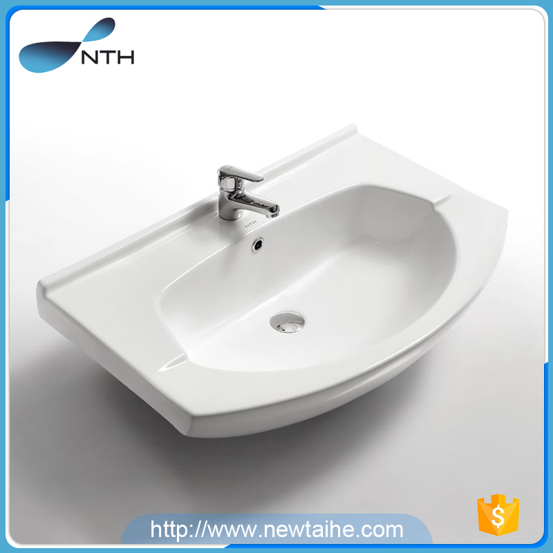 Vanity bathroom undermount upc sinks
