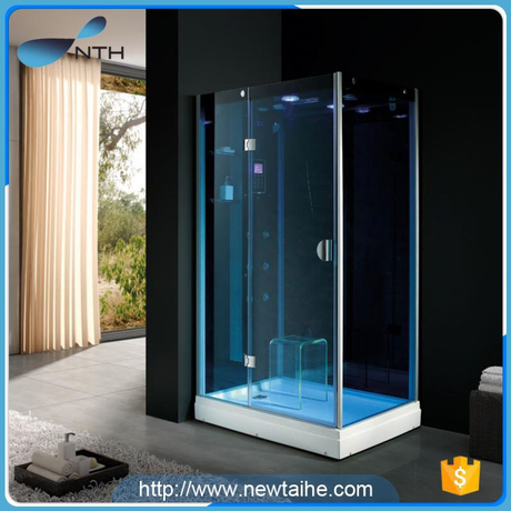 NTH gold supplier customized CUPC acrylic tray steam room shower room