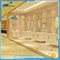 NTH china gold supplier fancy restroom acrylic cheap low price spa bath tub with wash rack