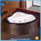 NTH made in china alibaba personalized ISO acrylic eago whirlpool tub with backrest