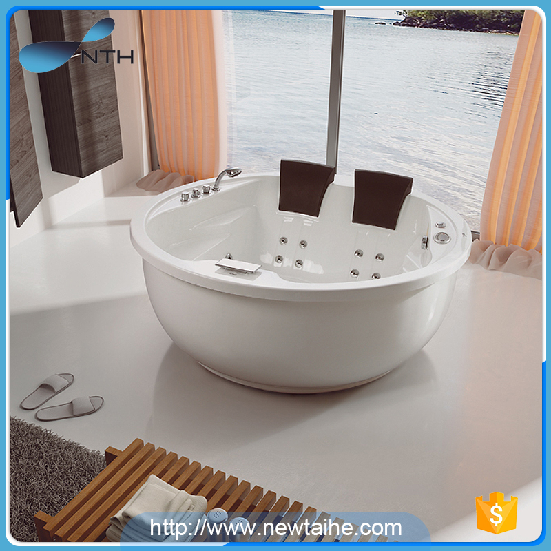 NTH 2017 Chinese new products 2 person soaking tub