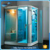 Luxury sauna bath shower room